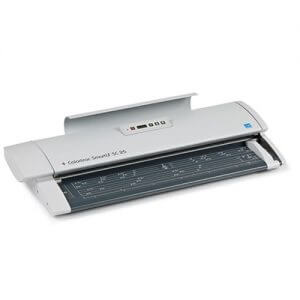 Example of large format scanner